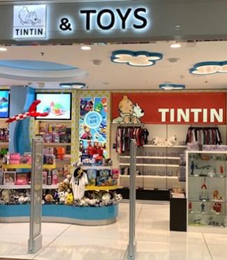 Tintin & Toys