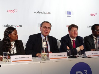 EDD 2017 Promoting inclusive trade in Africa