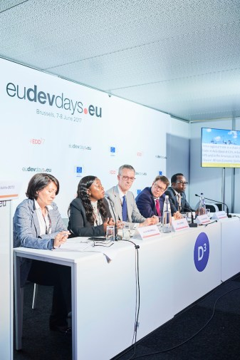 Promoting inclusive trade in Africa (Copyright © European Union)