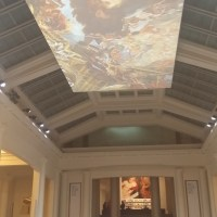 Rubens and his influences during four centuries