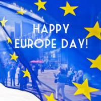 23d Europe day. #brussels #ep #ec