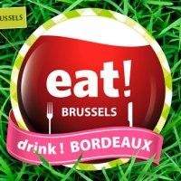 EAT BRUSSELS, DRINK BORDEAUX