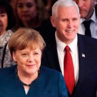 Is Pence pessimistic about EU?