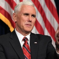 "Pence visit -""threat"" in Brussels"