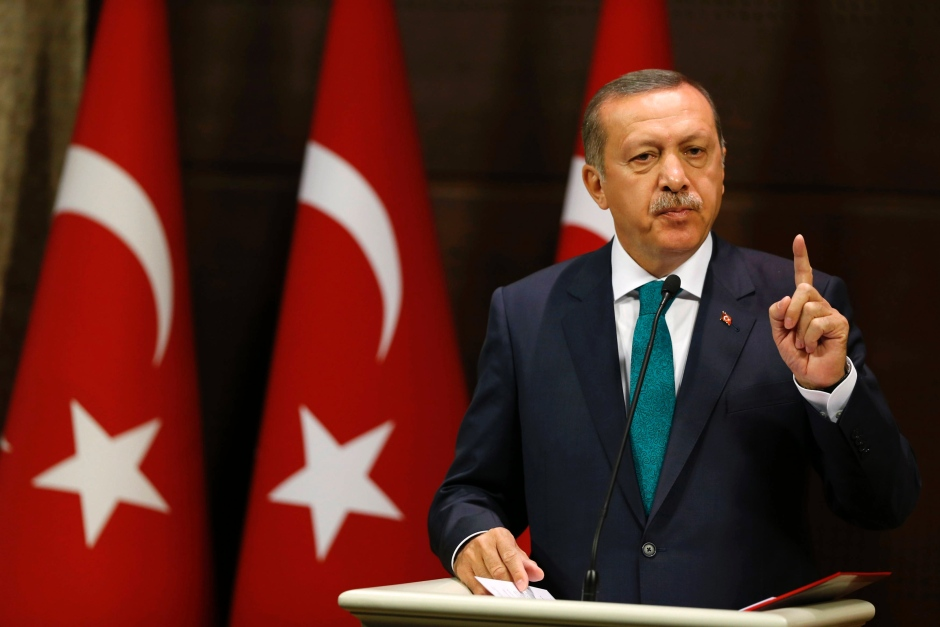 Turkish Ambassador to EU summoned
