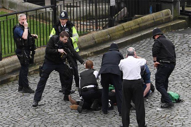 "London attack: ""catastrophic"" injures"