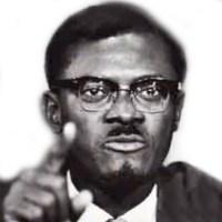 Une reconstitution du discours de Lumumba #ixelles #congo #lumumba