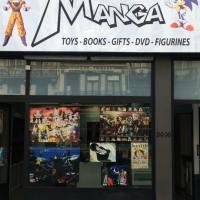 Manga, un nouveau magasin à Bruxelles. #bd #bruxelles #japon #manga