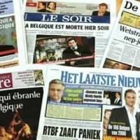 """""""Histoire de la presse belge de 1830 à nos jours"""": une conférence exceptionnelle de notre éditeur #media #presse #bruxelles"""