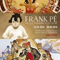 """Frank Pé au """"Musée de la BD"""", jusqu'au 04 Septembre"""