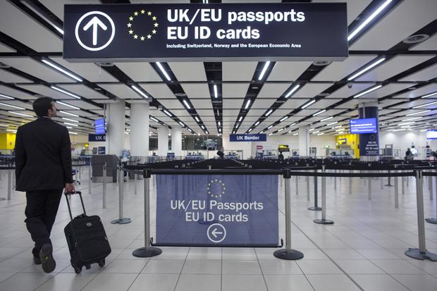 Modification de code fronières Schengen