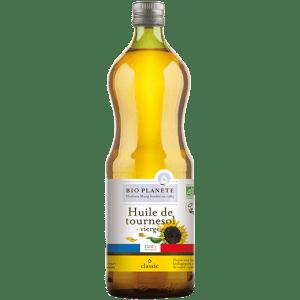 huile de tournesol bio planete brut et bon aywaille