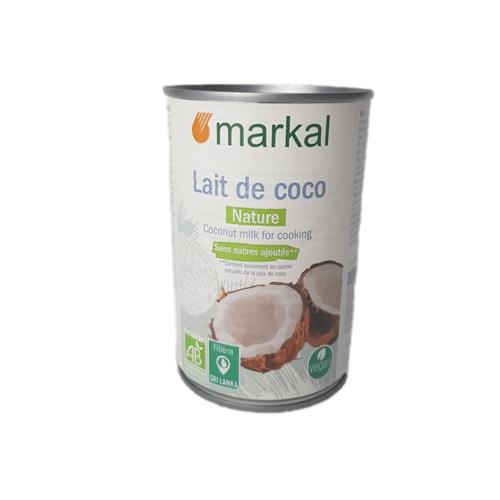 lait coco nature biologique markal brut et bon epicerie locale aywaille