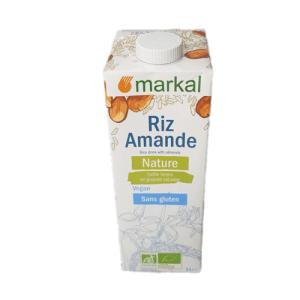 boisson riz amande bio markal brut et bon aywaille epicerie