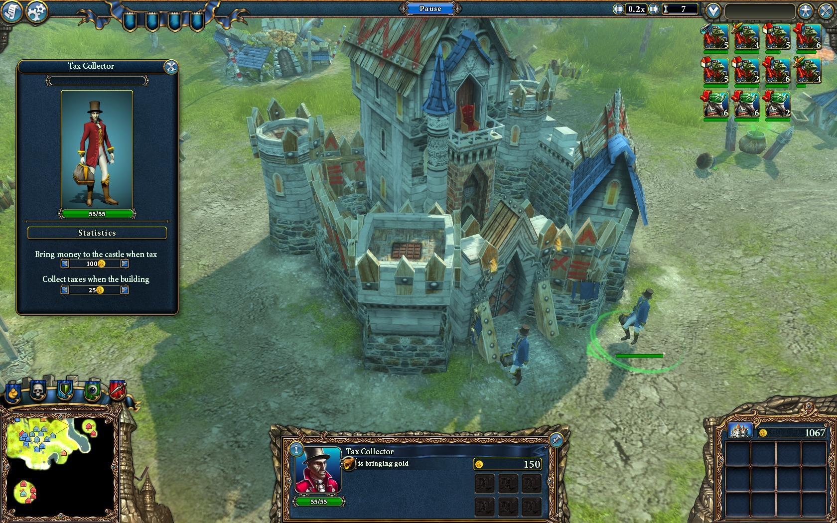 Majesty 2 Monster Kingdom PC Review Brutal Gamer