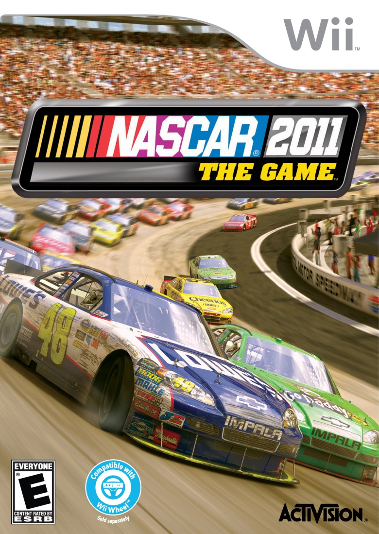 Nascar The Game 2011 (Wii) Review | Brutal Gamer