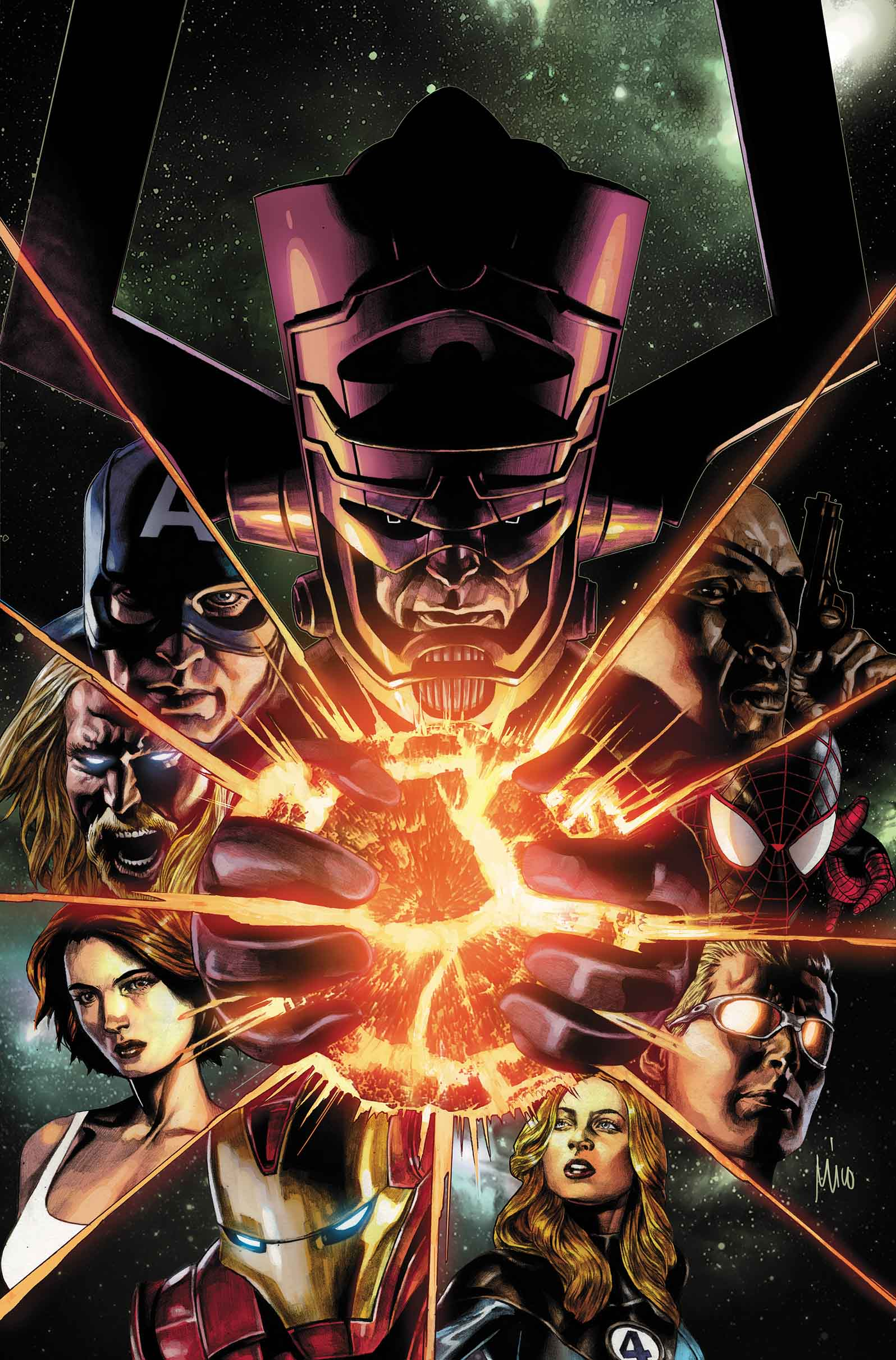 Cataclysm The Ultimates Last Stand 3 Comics Preview