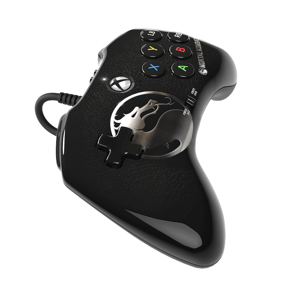 Mortal Kombat X Wired Fight Pad Hardware Review Brutal