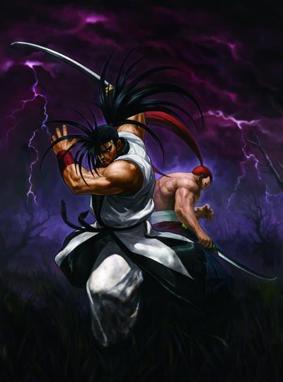 SNKs Samurai Showdown Returns Samurai Spirits Coming In