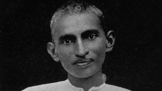 'Young' Gandhi