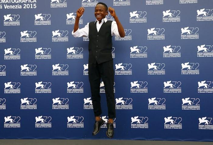 Attah Abraham at Venice Film Festival
