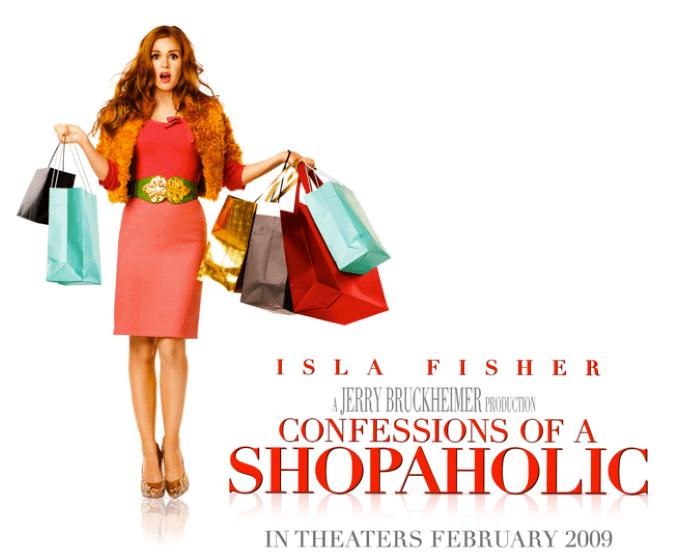 confession of a shopper holic