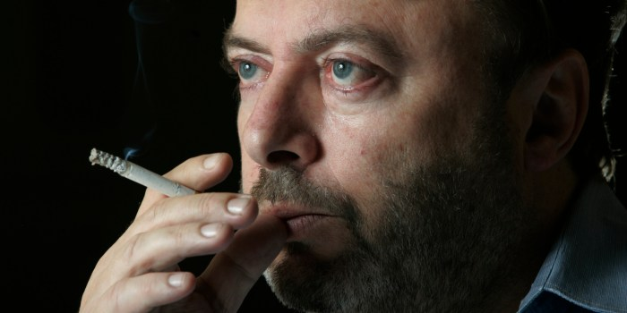 Christopher Hitchens (Getty Images)