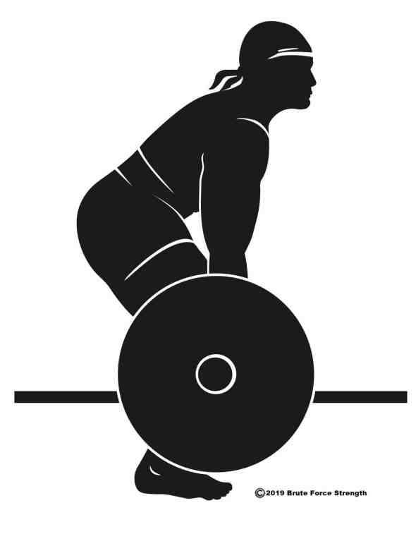 Deadlift Logo - Rack Pull - Final