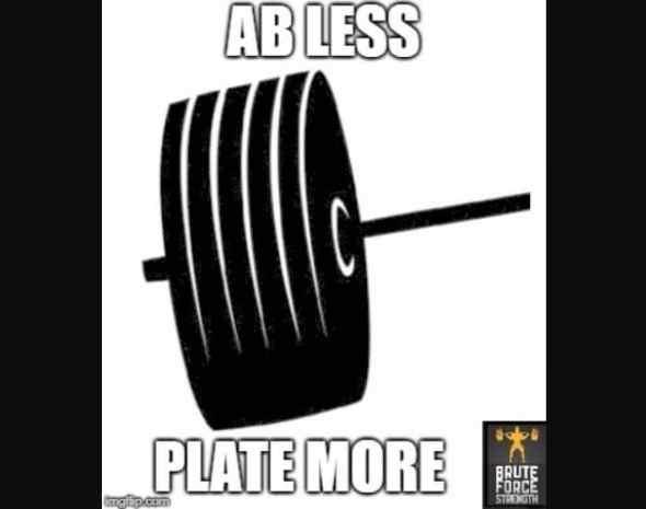 Ab Less
