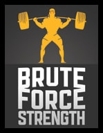 Brute Force Strength Logo