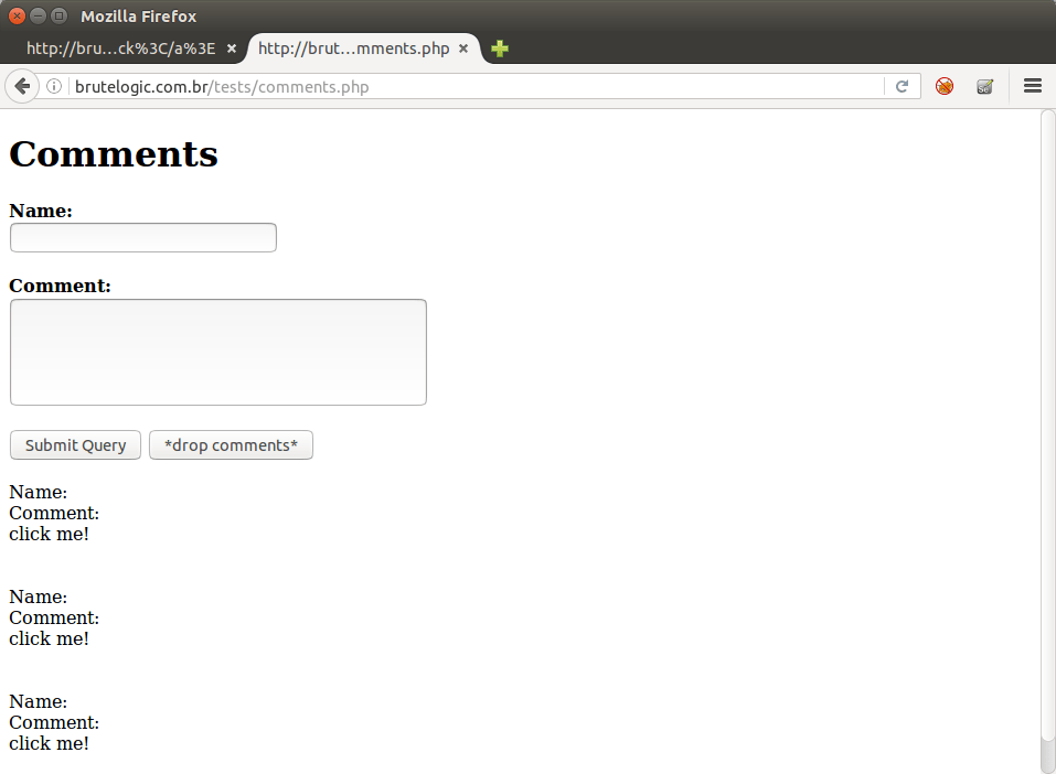 The Genesis of an XSS Worm - Part I - Brute XSS