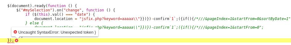 Advanced JavaScript Injections - Brute XSS