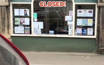 Our office may be closed, but the Council isn't!