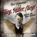 Hörbuch: Flieg, Hitler, flieg.