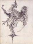 unica-zürn-ink-on-paper-untitled