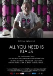 All You need is Klaus Plakat