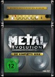 Metal Evolution Cover