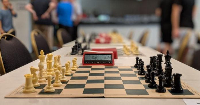 Chess game - competition