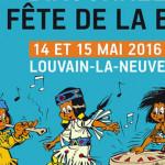 Fête de la BD @ Louvain La Neuve