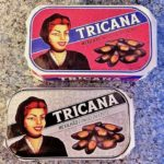 Tricanaのムール貝とトルティーヤ