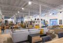 LuLu Home Interior ouvre un deuxième temple du meuble design à Bruxelles Une perle architecturale de Victor Horta a été transformée en concept store pour amoureux du design et fins gourmets