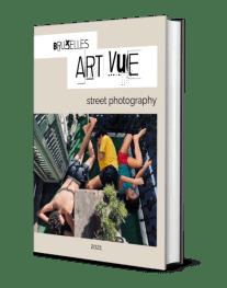 Bruxelles Art Vue Street Photography hardcover book