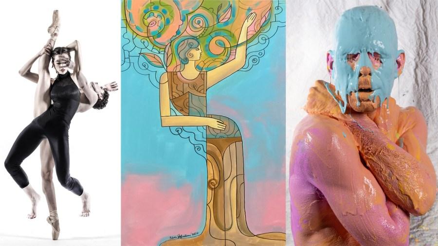Bruxelles Art Vue Human Body is Art