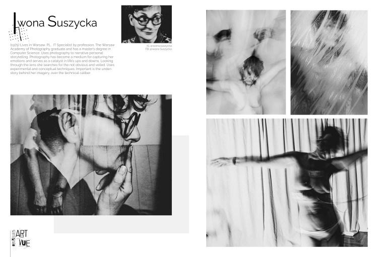 Iwona Suszycka in Bruxelles Art Vue