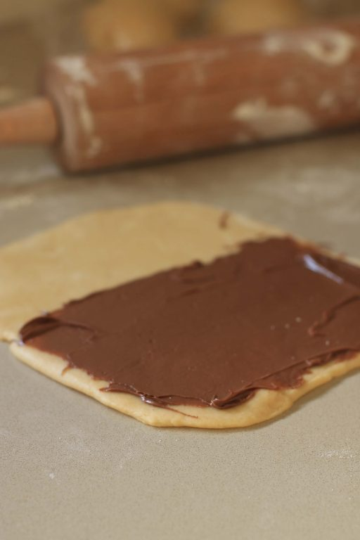 שושני שמרים במילוי שוקולד רוזמרי