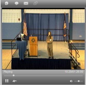 Bryan addresses SUNY CIT