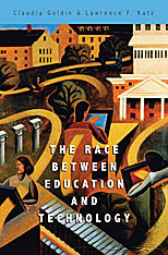 The Race Between Education and Technology