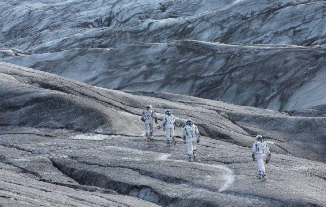 Scene from Interstellar