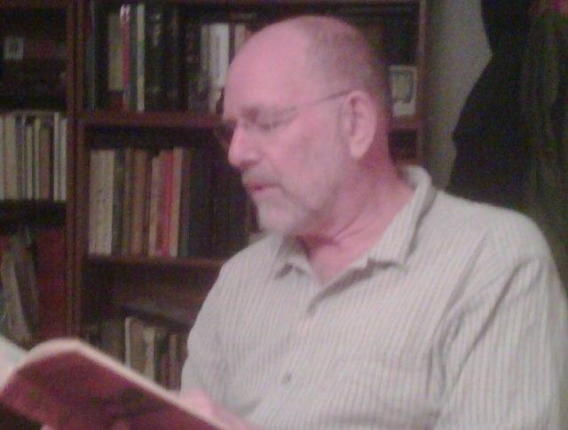 George Brett reading some more