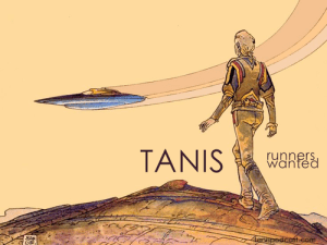 The Tanis podcast